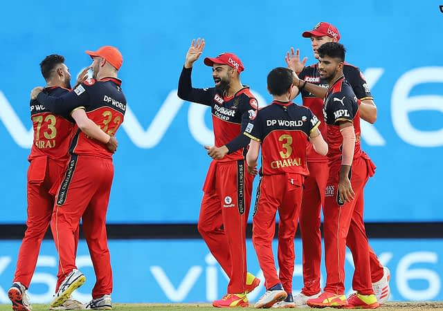 RCB Win By 38 Runs