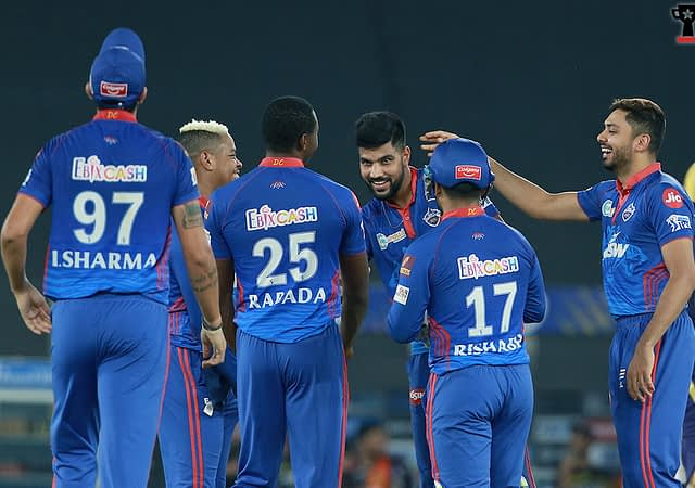Delhi Capitals Stomp Their Authority Over KKR. Win By 7 Wickets