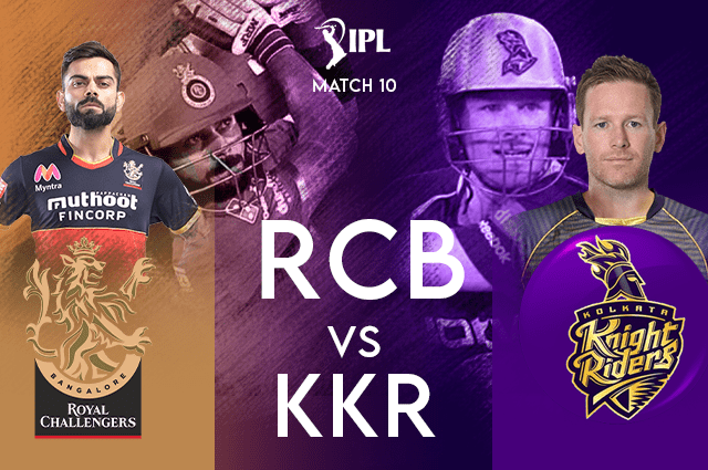 RCB Vs KKR: Preview, Probable XI, Match Prediction