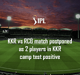 KKR Vs RCB, Match will be postponed