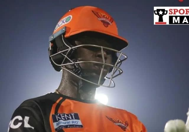 SRH Player Sherfane Rutherford To Leave Biobubble