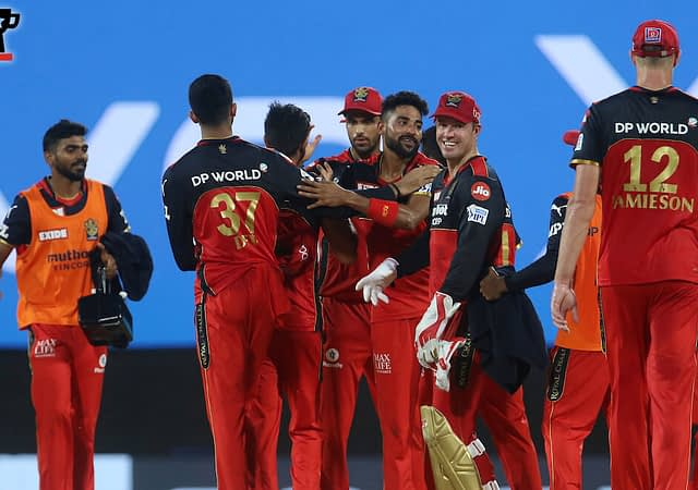 SRH Repeat KKR's 'Operation Crumble' Against RCB
