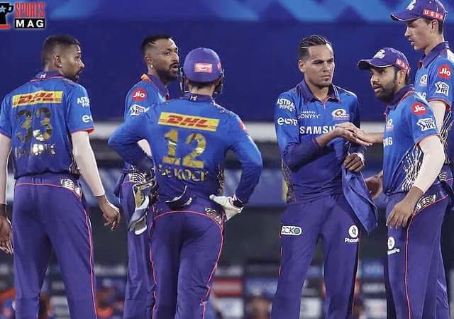 KKR Lose The Plot At The Very End Against Mumbai Indians