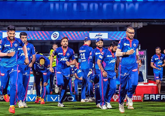 Delhi Capitals Defeat Mumbai Indians And Topple Them Off The Leader Board In VIVO IPL 2021