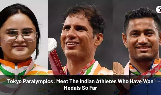 Meet The Indian Athletes Who Have Won Medals So Far