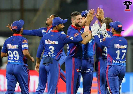 Punjab Kings And Leads Delhi Capitals To A 6-Wicket Victory