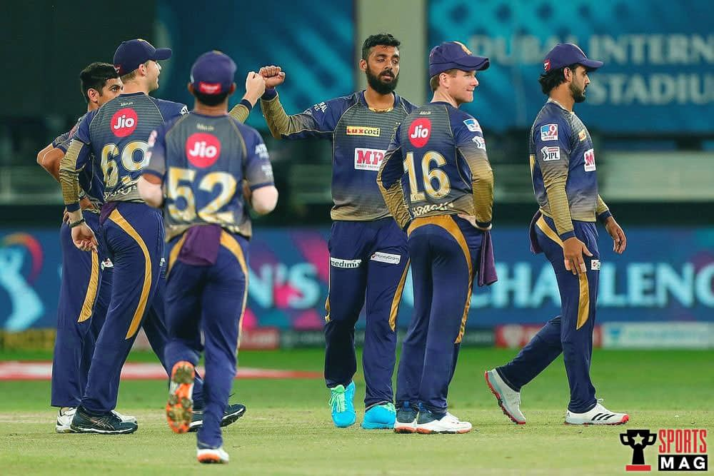 KKR Pull Through In Their Opening Match Of VIVO IPL 2021