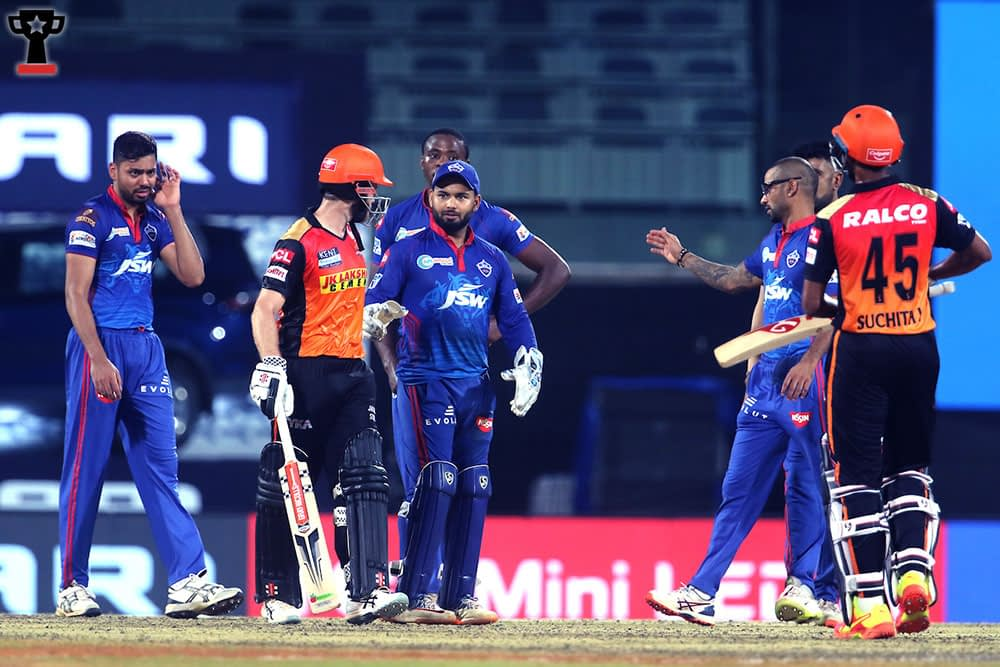 Delhi Capitals Win A Super Over Thriller Against Sunrisers Hyderabad
