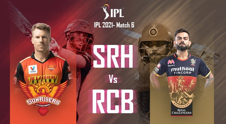 SRH Vs RCB: Preview, Probable XI, Match Prediction
