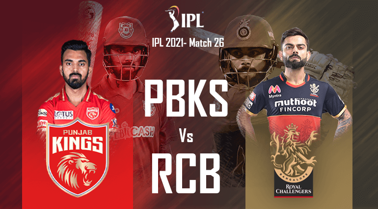 PBKS Vs RCB: Preview, Probable XI, Match Prediction