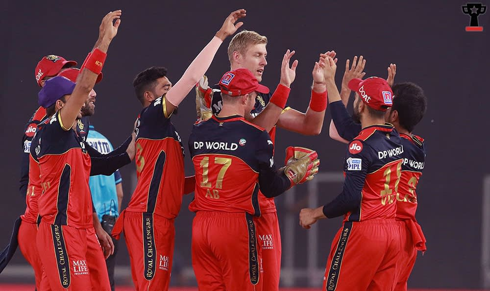 RCB Win By 1 Run Against DC. Go To The Top Of The VIVO IPL 2021 Table