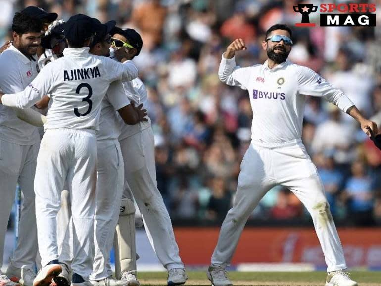 IND Vs. END 4th Test