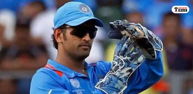 Dhoni Mentoring India In T20 World Cup