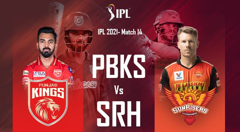 PBKS Vs. SRH: Preview, Probable XI, Match Prediction