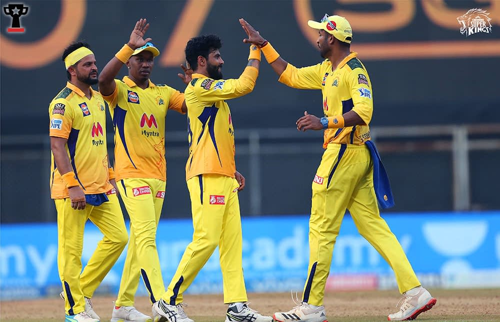 Jadeja Wins It For CSK With An Epic Show With Bat And Ball