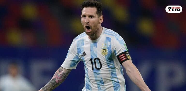 Lionel Messi breaks Pele's Record with a hat-trick