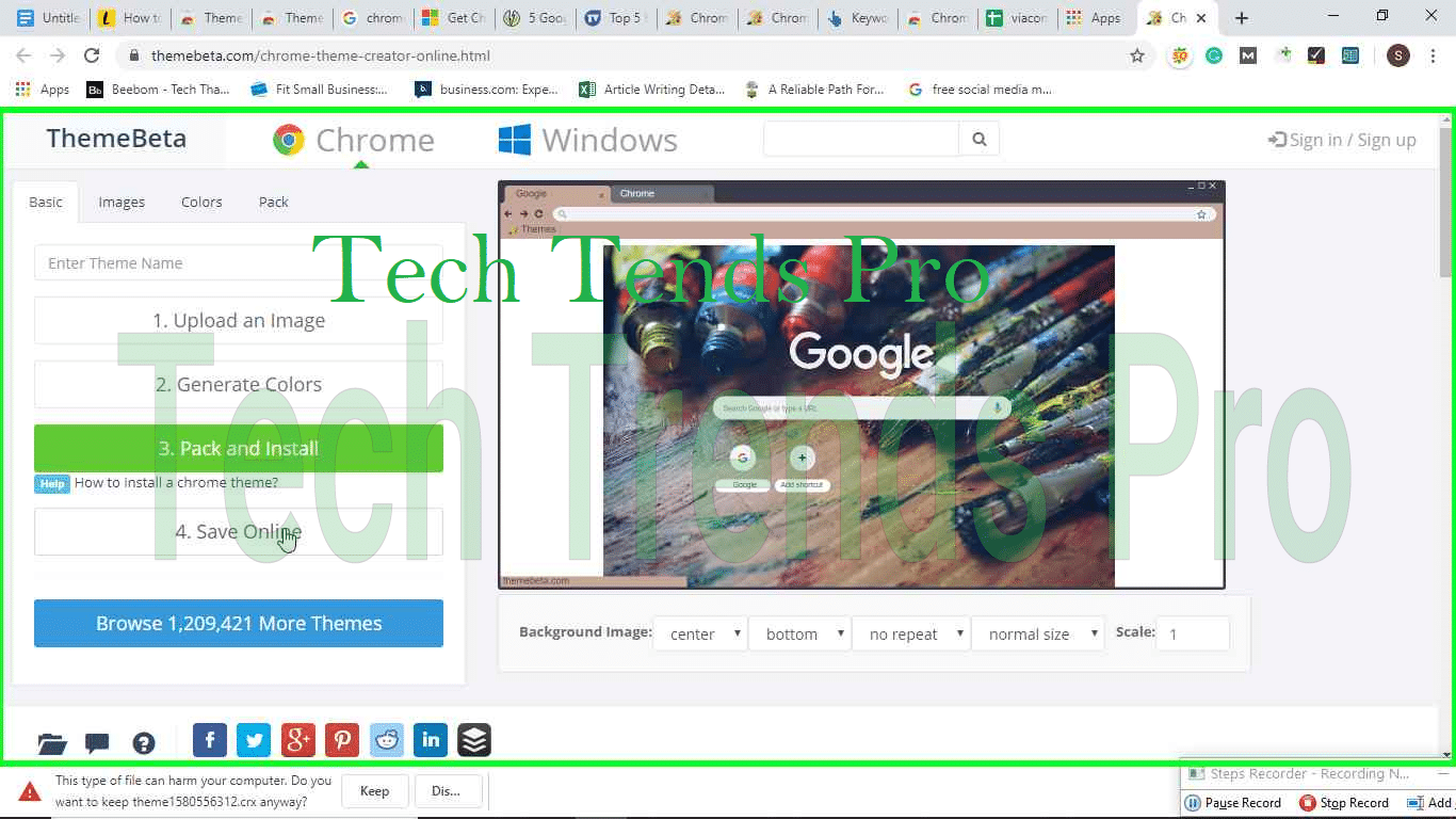 What Is A Chrome Theme Creator Full Guide Tech Trends Pro